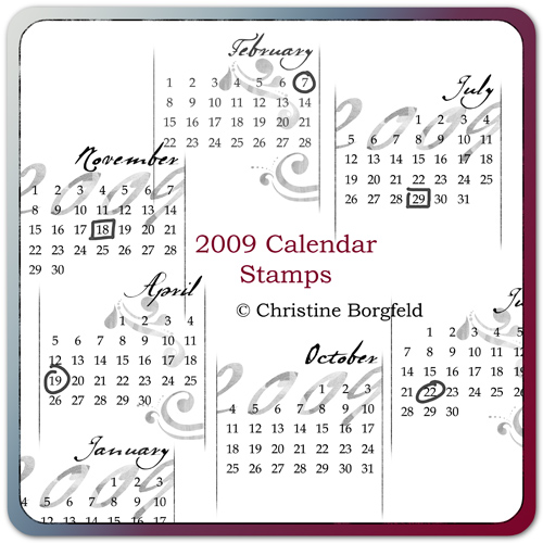 CBorgfeld_2009Calendar_stamps_preview